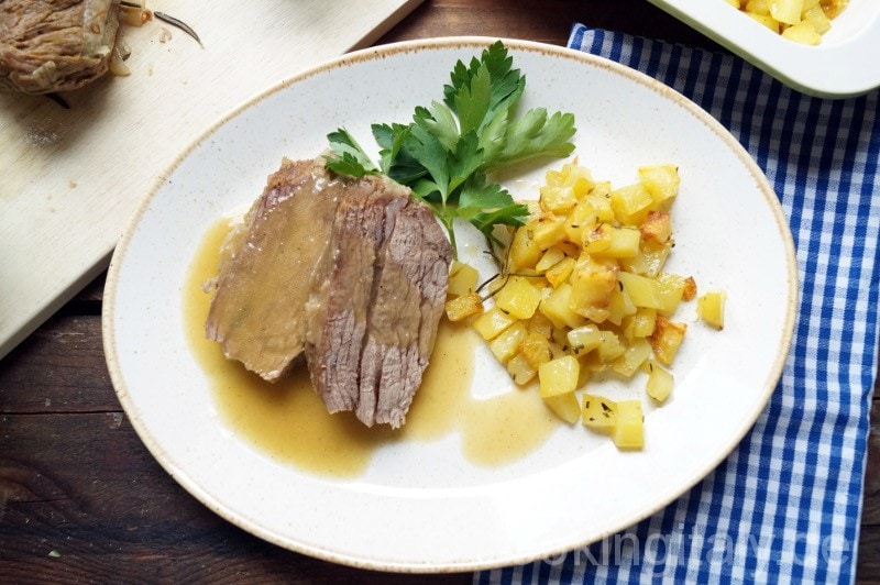 Arrosto di Vitello – Kalbsbraten