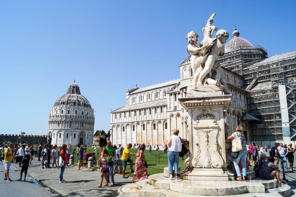 PISA – Die romantische Stadt mit dem bekanntesten Turm Italiens